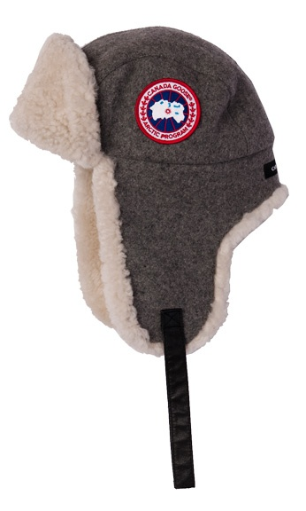 Canada Goose trapper hat  #holtspintowin