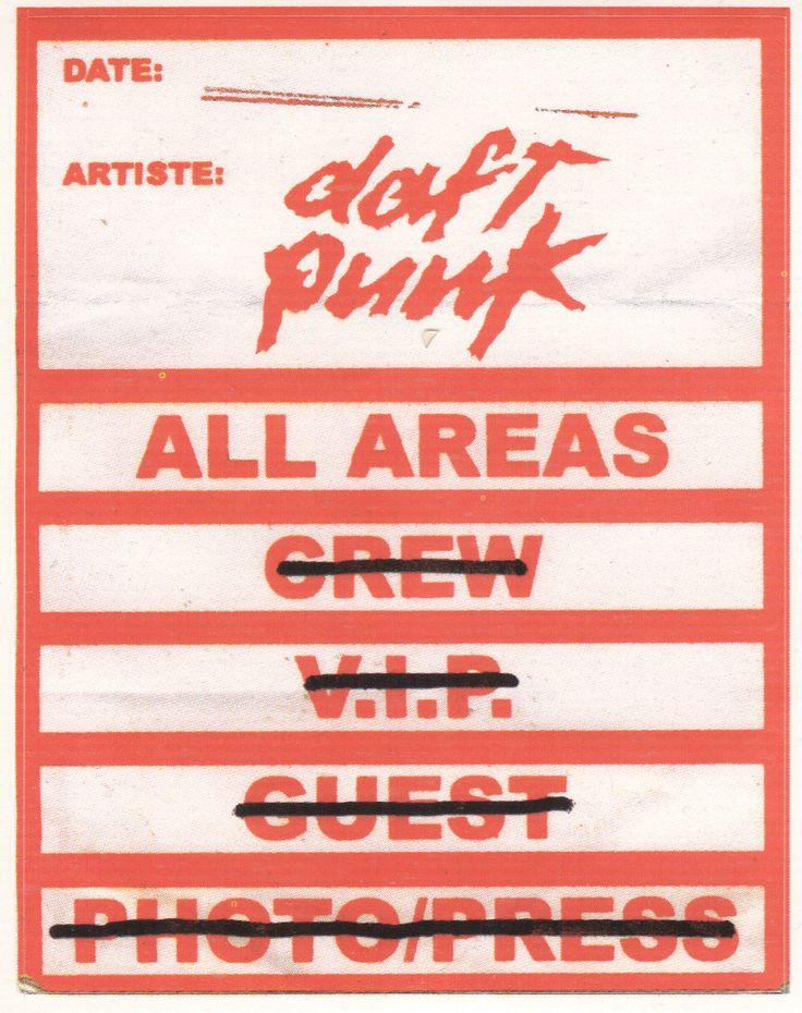 V.I.P. Daft Punk: Posts, Daft Punk