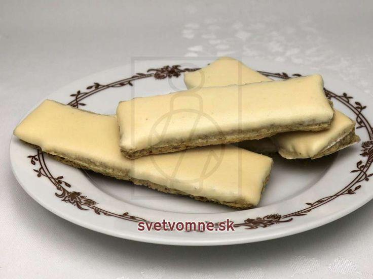 Orechové štangle • Recept | svetvomne.sk