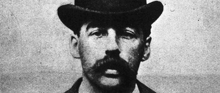 The new History Channel series has a Jack the Ripper theory to propose. H.H. Holmes' great-great-grandson thinks it was all in the family.