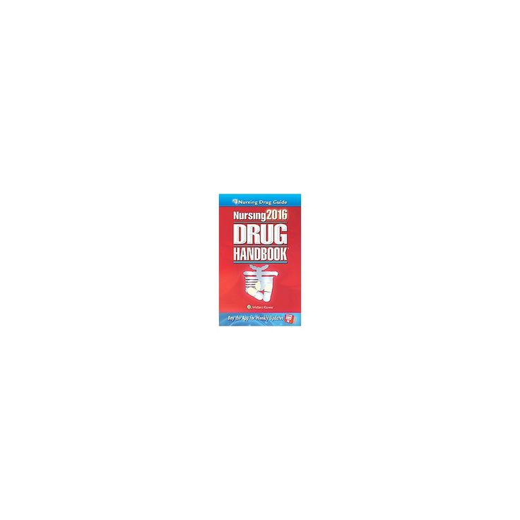 Nursing Drug Handbook 2016 (Paperback)