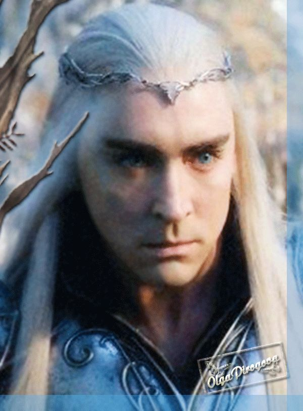 "bellevox: ""lasimo74allmyworld: "" My king. My life. My own hero. #teamthranduil "" Yes!!! """