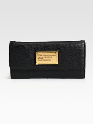 Marc by Marc Jacobs Classic Q Slim Continental Wallet