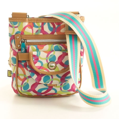 Lily Bloom Mini Crossbody with Wallet - Scrunchy