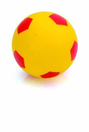Pelota de fútbol España. Colores selección española, mundial de brasil. Dimensiones: 3,3x20,3x3,3 cm   Colores disponibles: Rojo #articulospublicidad #articulosmerchandising #regalospublicitarios #empresasderegalos