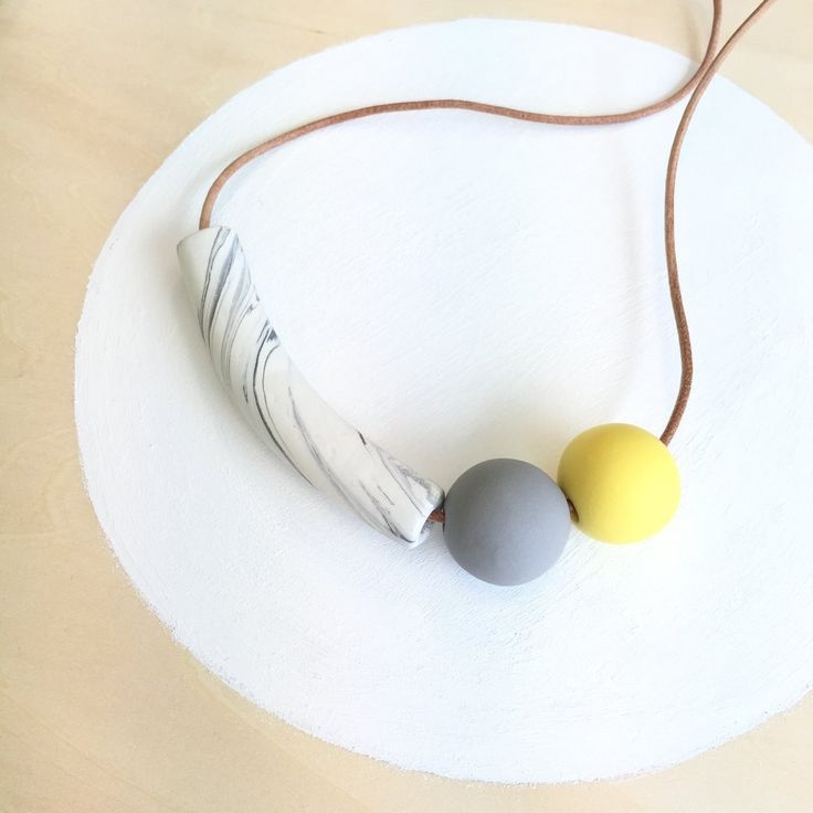 Accent Vault handmade wabi sabi no. 46 necklace