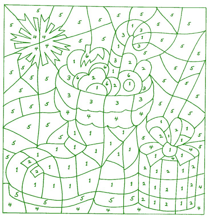Colour By Number Worksheets Christmas : 140 best christmas worksheets printables images on pinterest