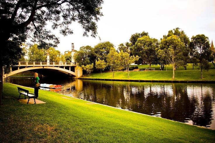 (Credit: Paul Clarke)  Taken in Adelaide.