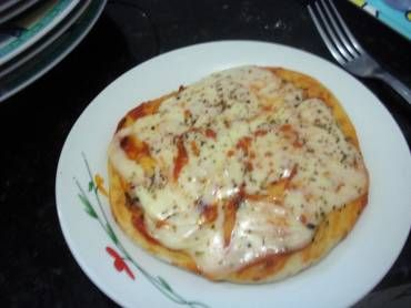 Receita de Pizza na frigideira - Tudo Gostoso