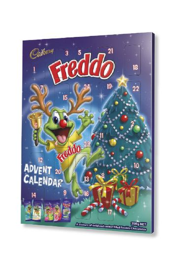 Cadbury Freddo Advent Calender