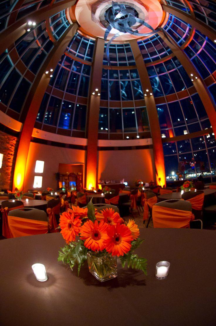 The Tribal Room At Potawatomi Bingo Casino Milwaukee WI Wedding Reception Locations