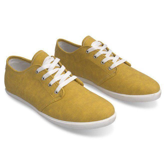 Trampki Meskie 3307 Zolty Zolte Sneakers Sneakers Men Sneakers Fashion