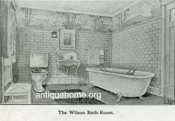 bathrooms 1910   Recent Photos The Commons Getty Collection Galleries World Map App ...