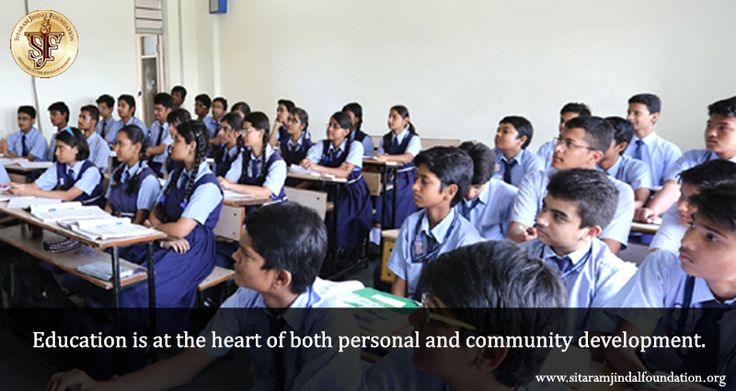 Education is at the heart of both personal and community development. In our…