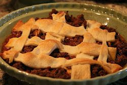 Crescent Roll Casserole for Two