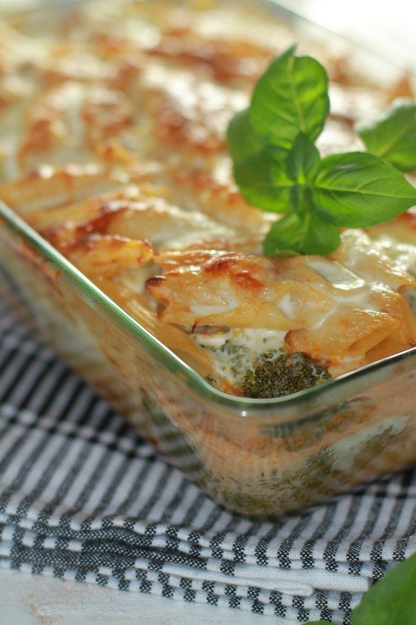 penne rigate, broccoli pasta, minced meat, greek yogurt crust, pasta al forno, recipe, συνταγή, πέννες, κιμά, μπρόκολο, κρούστα γιαουρτιού, σάλτσα ντομάτας, cool artisan, Γαβριήλ Νικολαΐδης