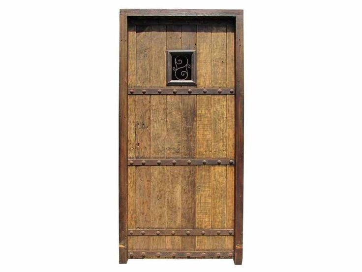 Single Rustic Entry Door #C1520  | eBay