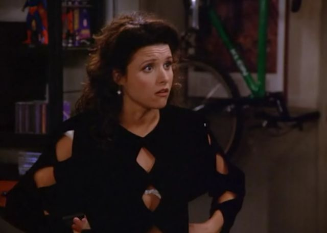 Seinfeld actrese julia louis dreyfes