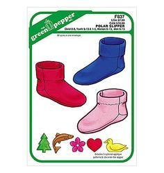 pinterest fleece slipper socks pattern free | Fleece Socks