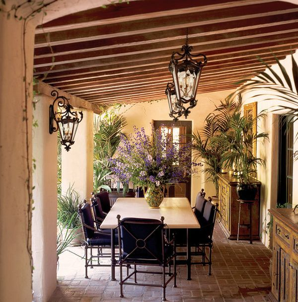 A covered patio is more versatile and a better choice when the weather is not stable
