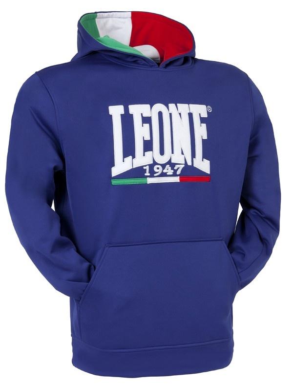 Leone 1947 ® Italy Store LEO-029 - Felpa con cappuccio - Felpe - Abbigliamento Official Website