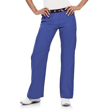 We like the color and the fit is really nice. Urbane Women's Work It Scrub Pants