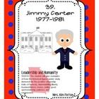 2nd Grade Social Study standard SS2H1, is about Jimmy Carter and his contributions to the state of Georgia and our nation.   This 15 page unit incl...