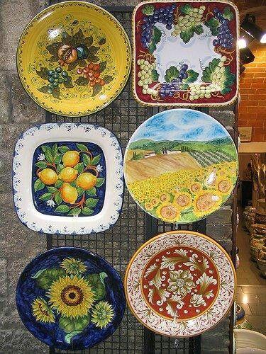 70 Best Deruta Pottery Etc. Images On Pinterest