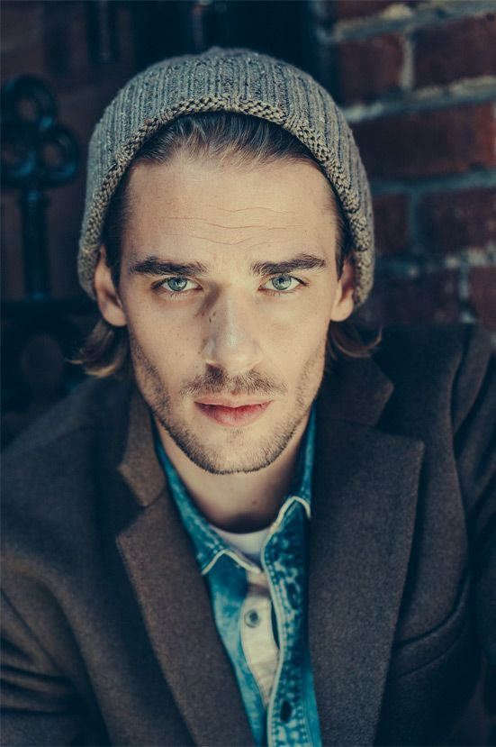 Autumn Collection Man AW16 #knitted#hat