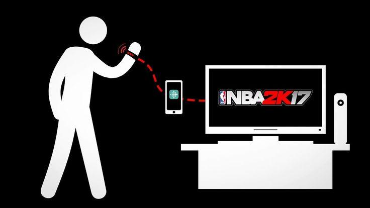 NBA 2K17 & Fitbit Team Up!