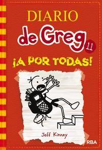 Diario de greg 11 - JEFF KINNEY