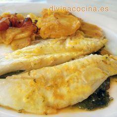 Con esta sencilla receta de gallo al limón podemos preparar cualquier pescado blanco al horno. La salsa es deliciosa también para acompañar pescados a la sal o a la plancha.