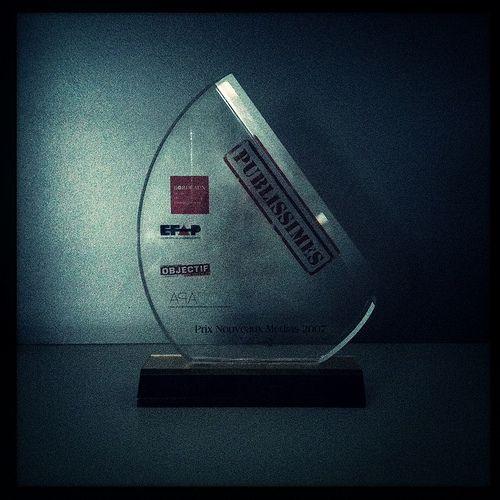 Prix Nouveaux Médias 2007