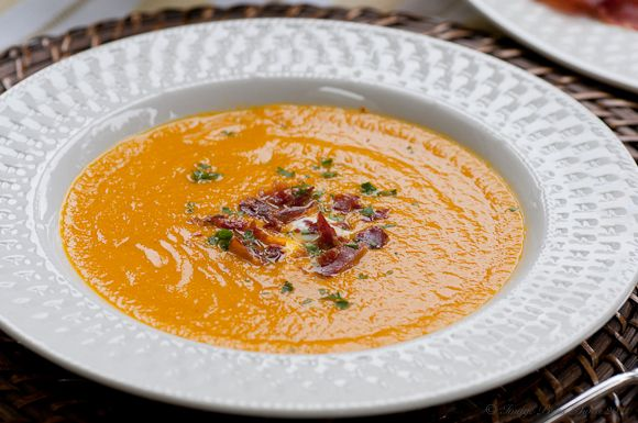 Spiced Carrot Soup | Recipe