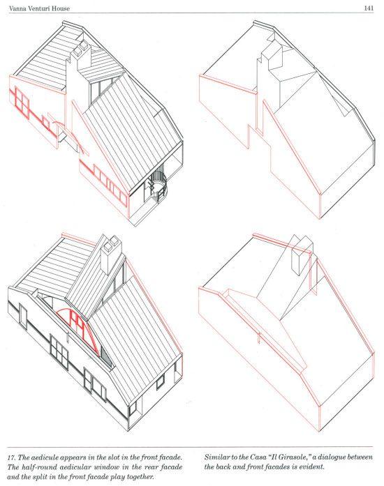 vanna venturi house _ Peter Eisenman