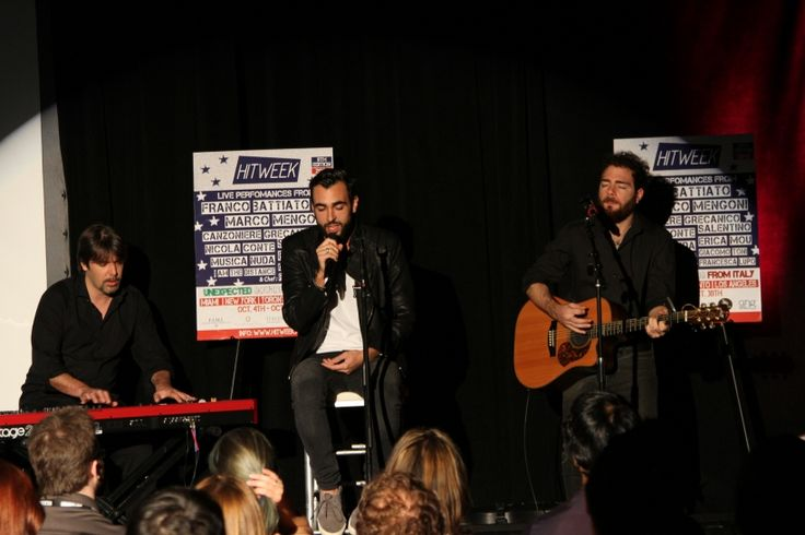 Film & TV Music Conference Day 1 Gallery: Randy Newman, PJ Bloom, Hans Zimmer, One-On-Ones, Marco Mengoni, Way More