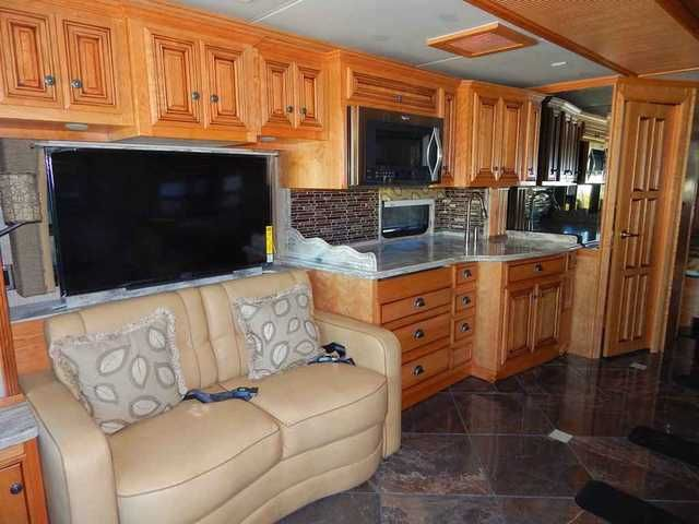 """2015 New Newmar 2015 Newmar Dutch Star 3736 Class A in California CA.Recreational Vehicle, rv, 2015 Newmar 2015 Newmar Dutch Star 3736, 2015 Newmar Dutch Star 3736, 2015 DS DP 3736 1/FS W/2 PSO, elec heat below floor tile, windshield protection, 2-15M Penguin heat pump, dash radio w/ navigation system, euro booth dinette, Maytag refr Pure sine 2 batt., Sirius radio capability, TV antenna w/power lift, 40"""" LCD TV exterior sidewall, 40"""" LED TV in front overhead, shower assist handle, heated…"""