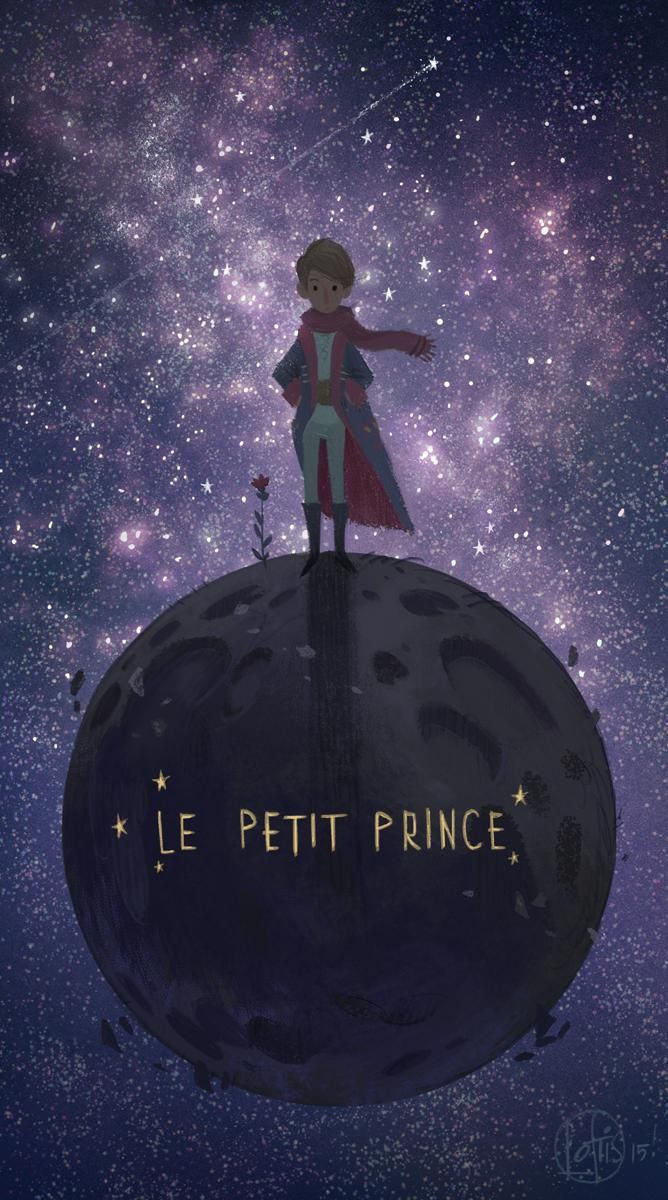 Pequeno Príncipe ♡♡