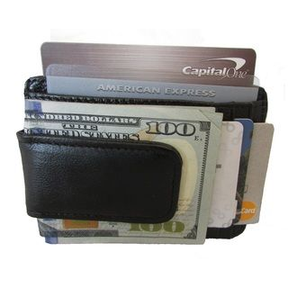 db761b8517d167ded0a6f07621410b48  leather money clip wallet leather bifold wallet