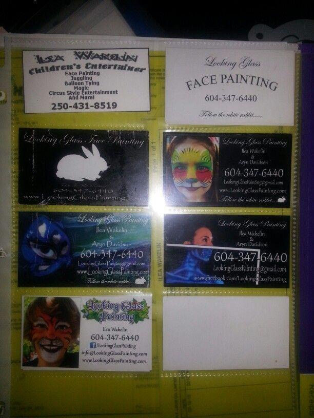 Show us your Business Card Db761bfe33ac0b7316d886425e555e6e