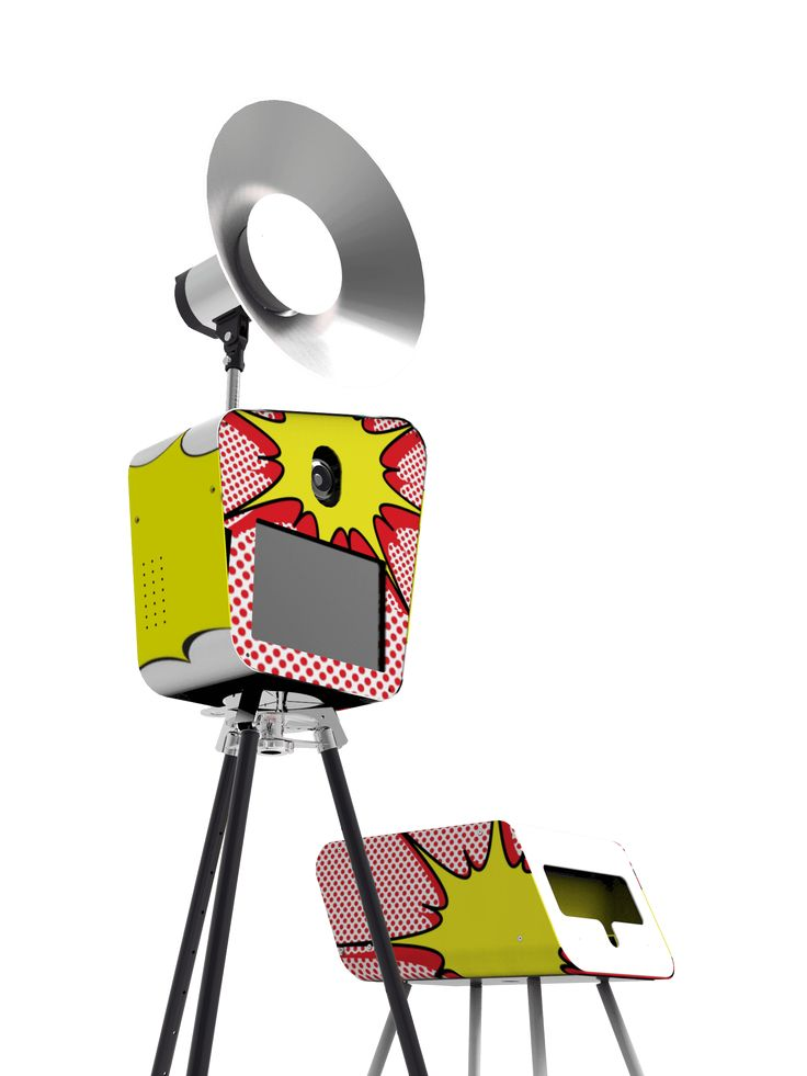 The latest most stylish and most portable Photo Booth