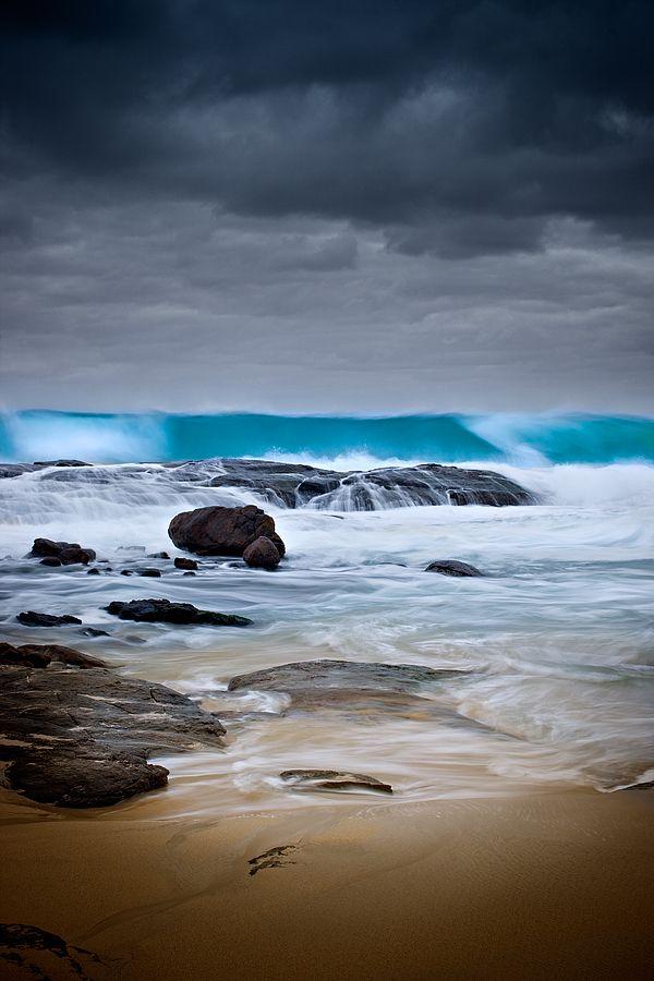 Blue Wave, Margaret River Mouth Western Australia