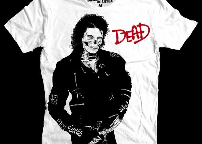 DEAD - Hombre -  #MichaelJackson #Dead #Skull #MascaraDeLatex
