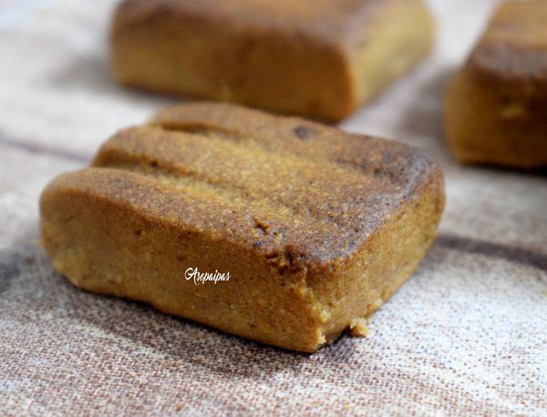 Deliciosas de Almendra. Vídeo Receta