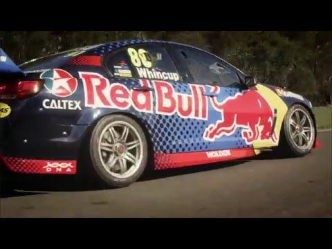 Cappy & JDub announce Shane Van Gisbergen and the 2016 Red Bull Racing Australia Livery - YouTube
