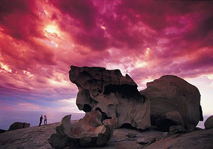 What feelings come up from your soul when you view this? Kangaroo Island, Australia    http://willisnichetravel.com