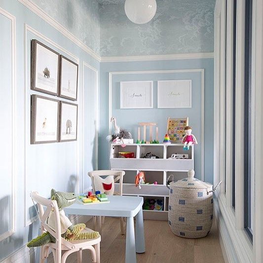 You won't believe where this precious playroom is! Make sure to visit Design Chic,link in profile, to see this entire tour from the talented @summerthorntondesign. • • • #playroom #interiordesign #interior #Home #HomeDecour #InstaStyle #InstaGood #Blogger #PhotoOfTheDay #BloggerStyle