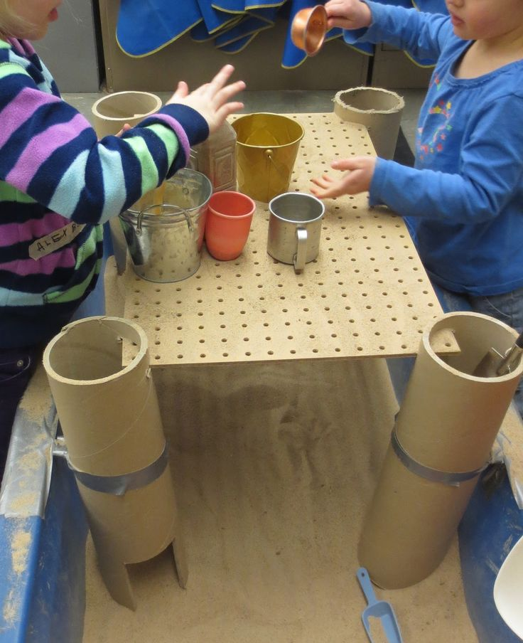 SAND AND WATER TABLES: March 2013 Inspiring!