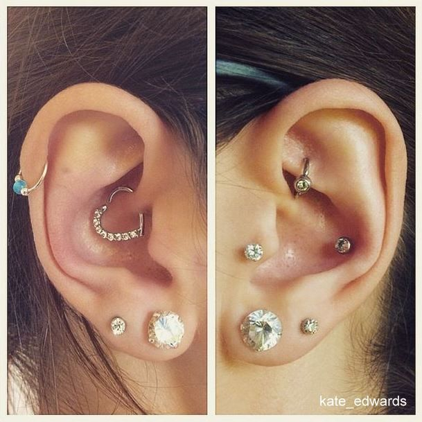 Best 25+ Rook piercing ideas on Pinterest