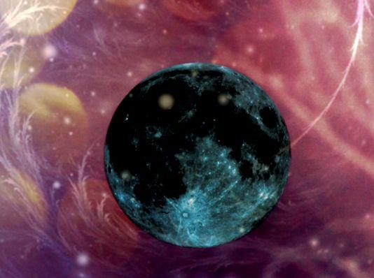 Nieuwe maan 11 december 2015 — Petra Stam